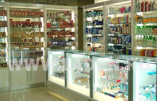 Магазины косметики в москве телефон